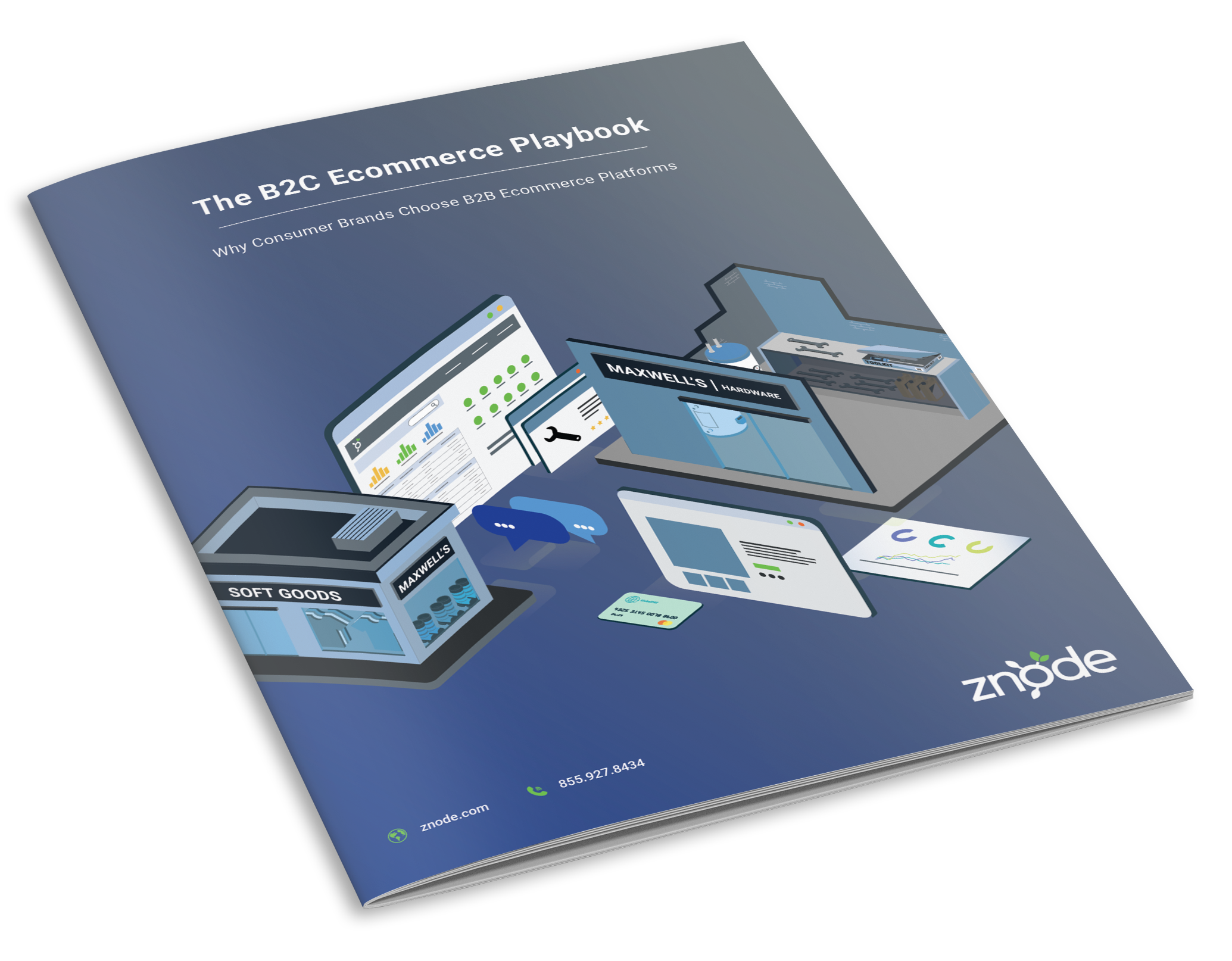 the b2c ecommerce playbook